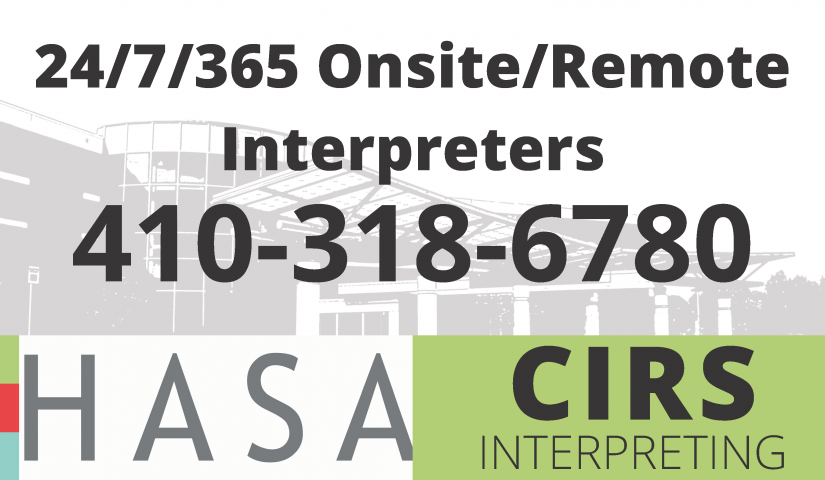 Centralized Interpreter Referral Service (CIRS)
