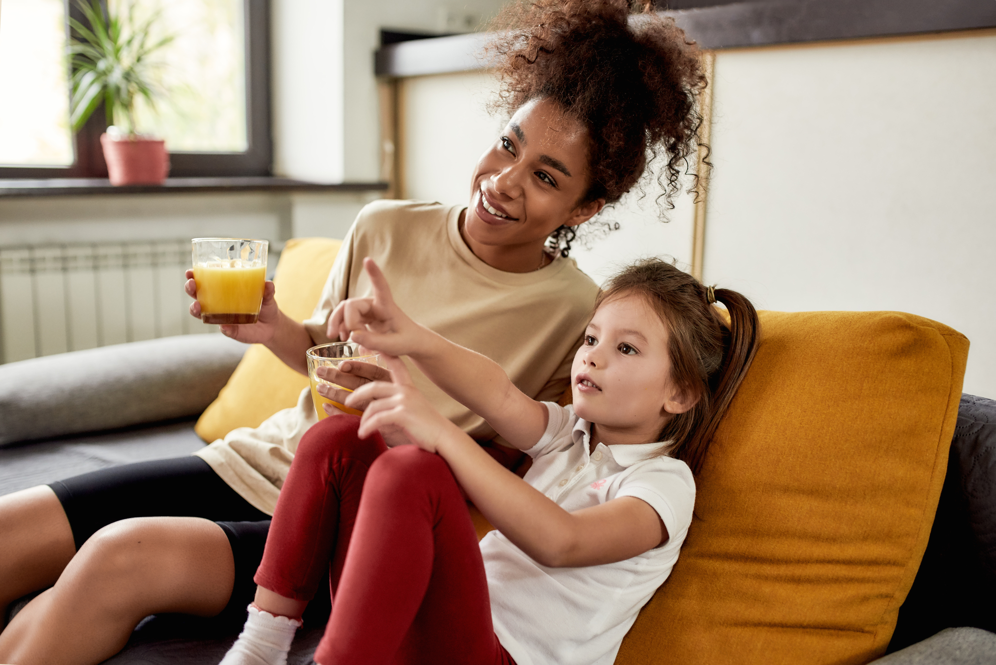 Support your child's communication goals at home
